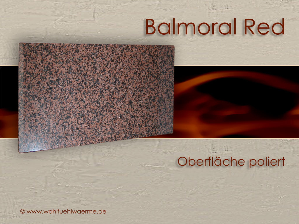 Balmoral Red